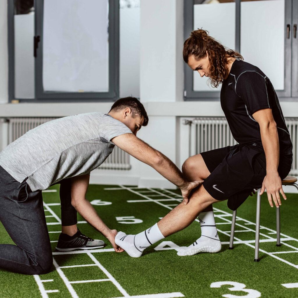 Rehabilitatives Training Fenics Bad Aibling